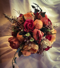 Autumn Willow Bouquet
