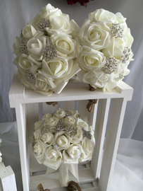 Classic Brooch Bouquet