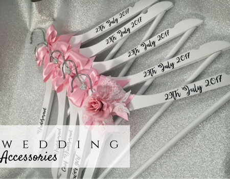 wedding accessories promo